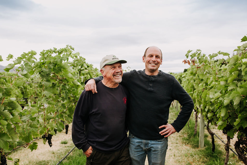 Bartier Bros Winery | Don and Michael