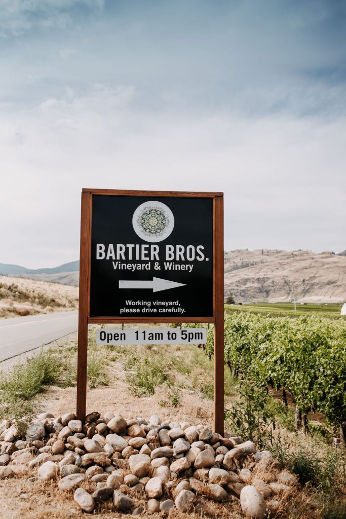 Bartier Bros Welcome